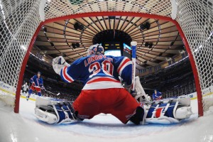 Henrick Lundqvist makes a beauty of a save! Where is he on our top 10?