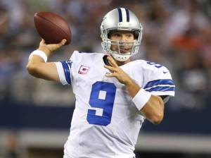 Like it or not, all eyes are on Tony Romo this week.