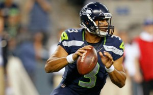 Russell Wilson and the Seahawks play one of the biggest games of the year against the 49ers.