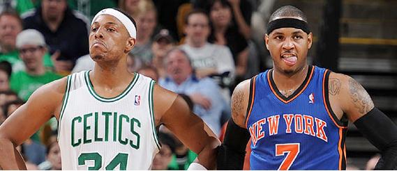 Knicks/Celtics