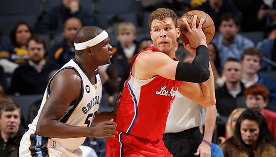 Clippers/Grizz
